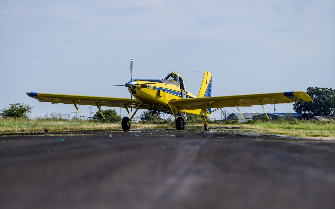 Air Tractor Introduces A New Airplane