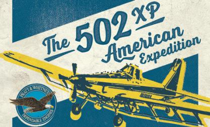 Air Tractor Announces Launch of The 502XP American Expedition