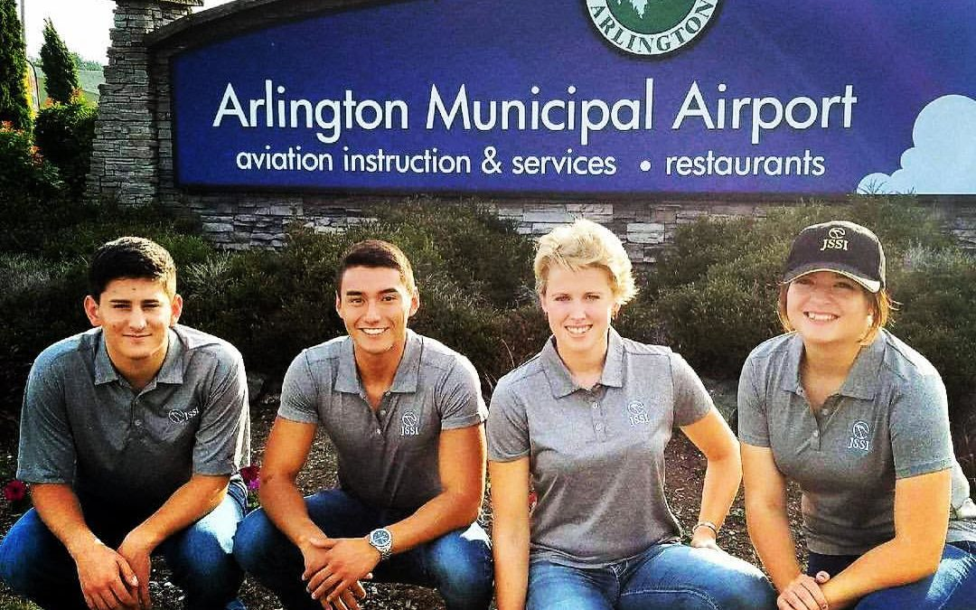 Olney High School Students Win Aviation Design Contest