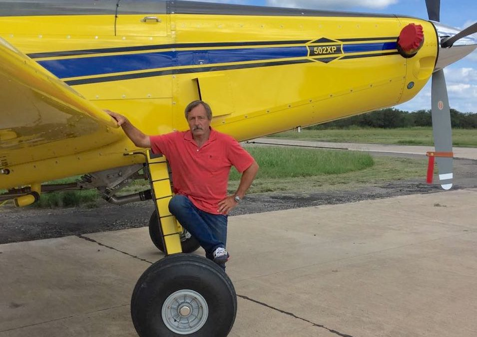 Air Tractor 502XP Ready To Work In Argentina